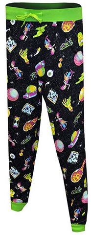 Rick and Morty Adult Swim Men's Sleep Pants Comfort Jogger Fit