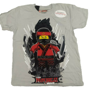 The Ninjago Movie Lego Warner Bros Entertainment Boys T-Shirt