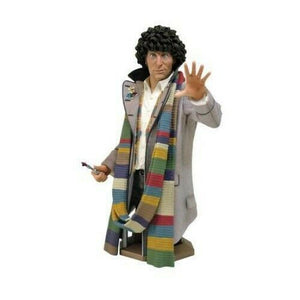"TITAN MASTERPIECE DOCTOR WHO THE FOURTH DOCTOR 8"" LIMITED PREMIUM MAXI-BUST"