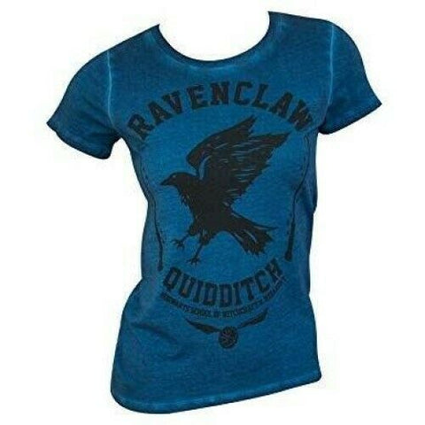Ravenclaw Quidditch Team Hogwarts School of Witchcraft & Wizardry Juniors T-Shirt