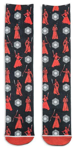 Star Wars Praetorian Guard Socks First Order