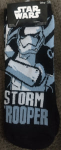 Stormtrooper First Order Solider Star Wars LucasFilm Ankle Socks 3 pairs