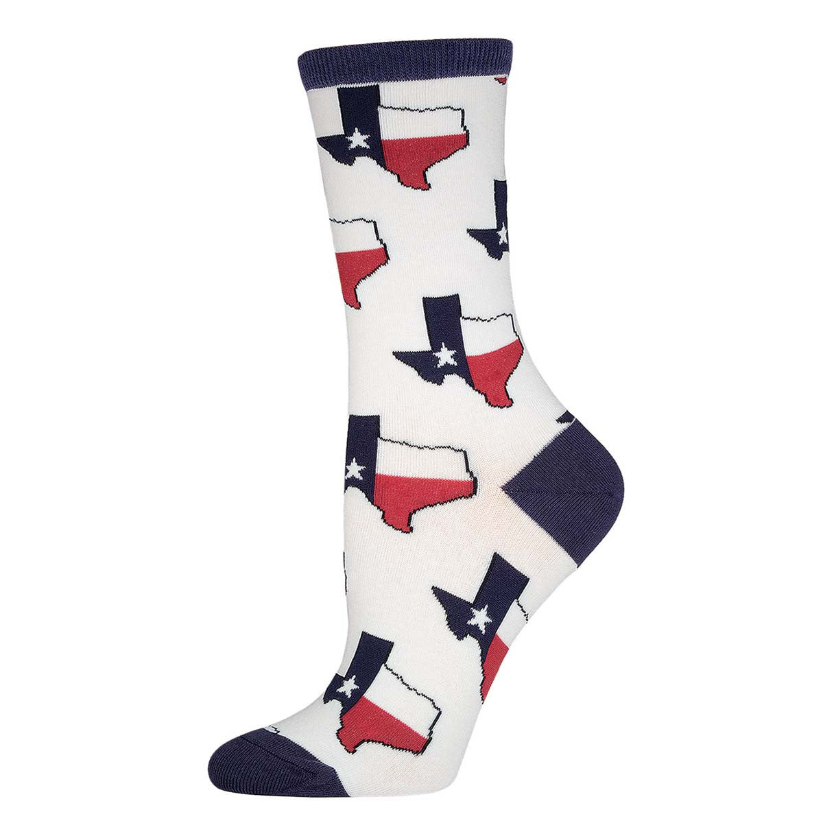 Texas SockSmith Womens Crew Socks