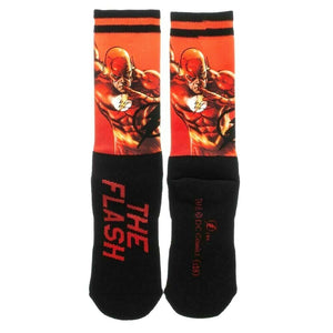 The Flash Sublimated Men's Crew Socks