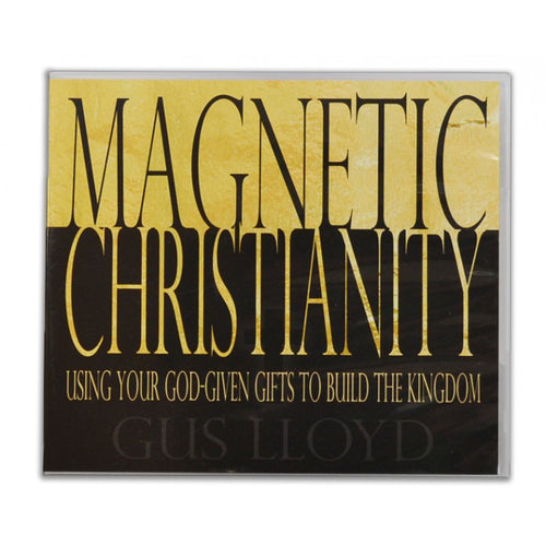Magnetic Christianity 3 CD Audio Book