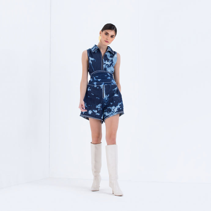 The Catherine Comfort Playsuit