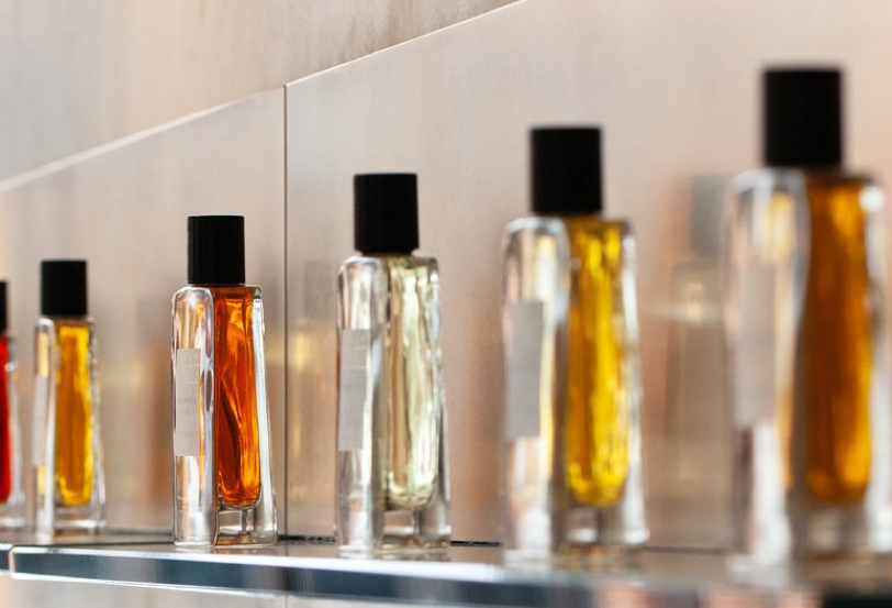 Bottles of Strange Invisible Perfumes