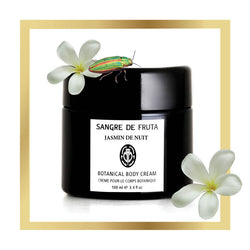 Botanical Body Cream - Jasmin de Nuit