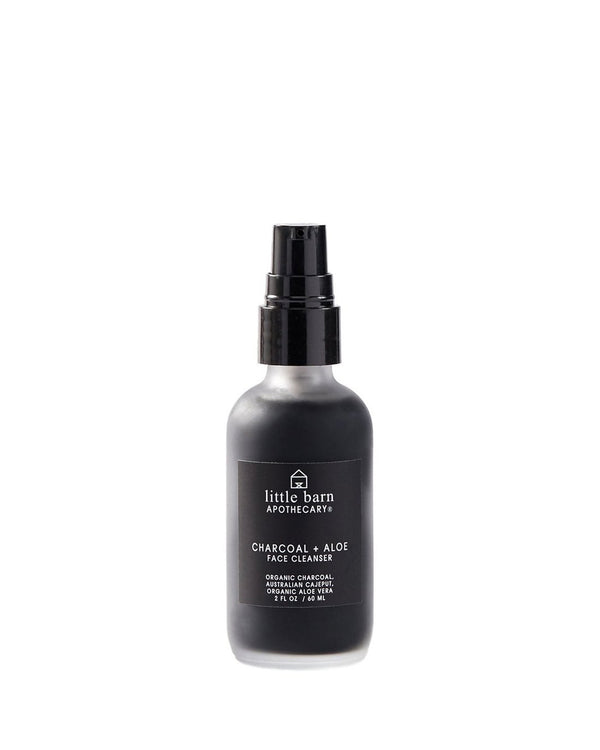 Charcoal + Aloe Face Cleanser