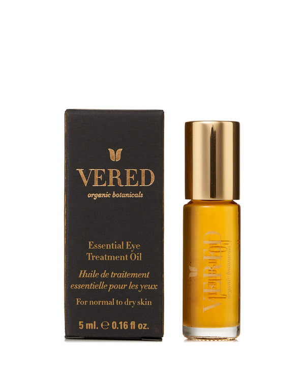 Essential Eye Treatment Oil