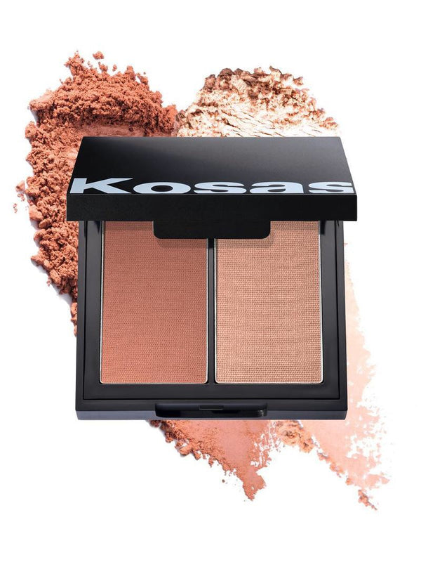 Color & Light: Pressed Blush - Contrachroma