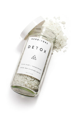 Detox Blue Clay + Eucalyptus Soaking Salts
