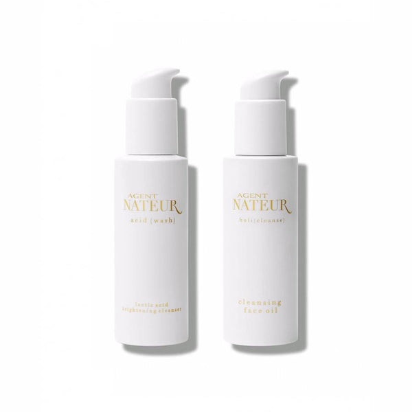 The Cleanser Duo