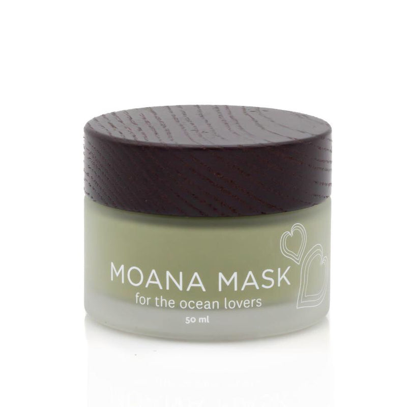 MOANA REJUVENATING FACE MASK