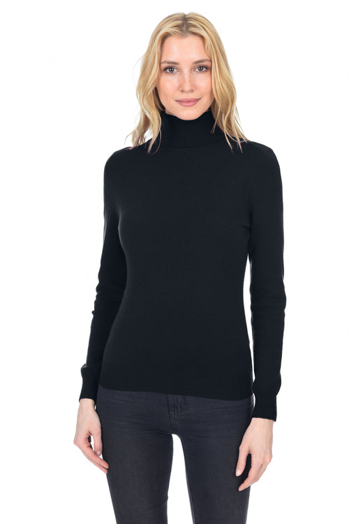 aab34af758b Women s Cashmere Pullover Turtleneck Sweater – State Fusio