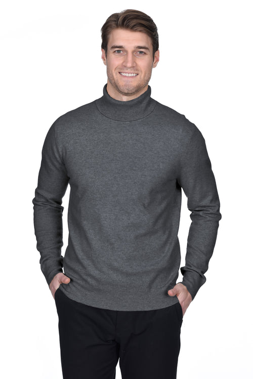 fe604ee8049 Men s Cashmere Turtleneck Pullover Sweater – State Fusio