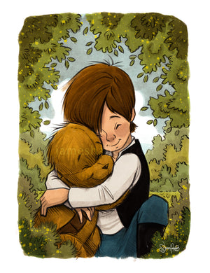 Chrisolo & Chew (Wookiee the Chew - 11