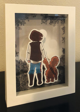 Forever, Far Away (Wookiee the Chew Shadow Box)