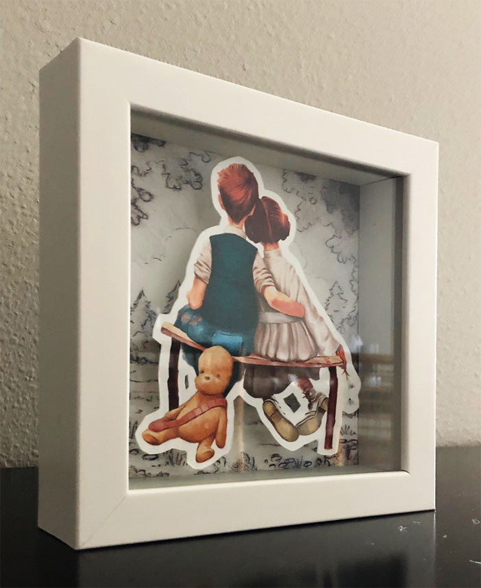 Little Rebels (Shadow Box)