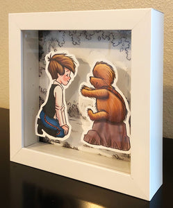 The Promise (Wookiee the Chew Shadow Box)