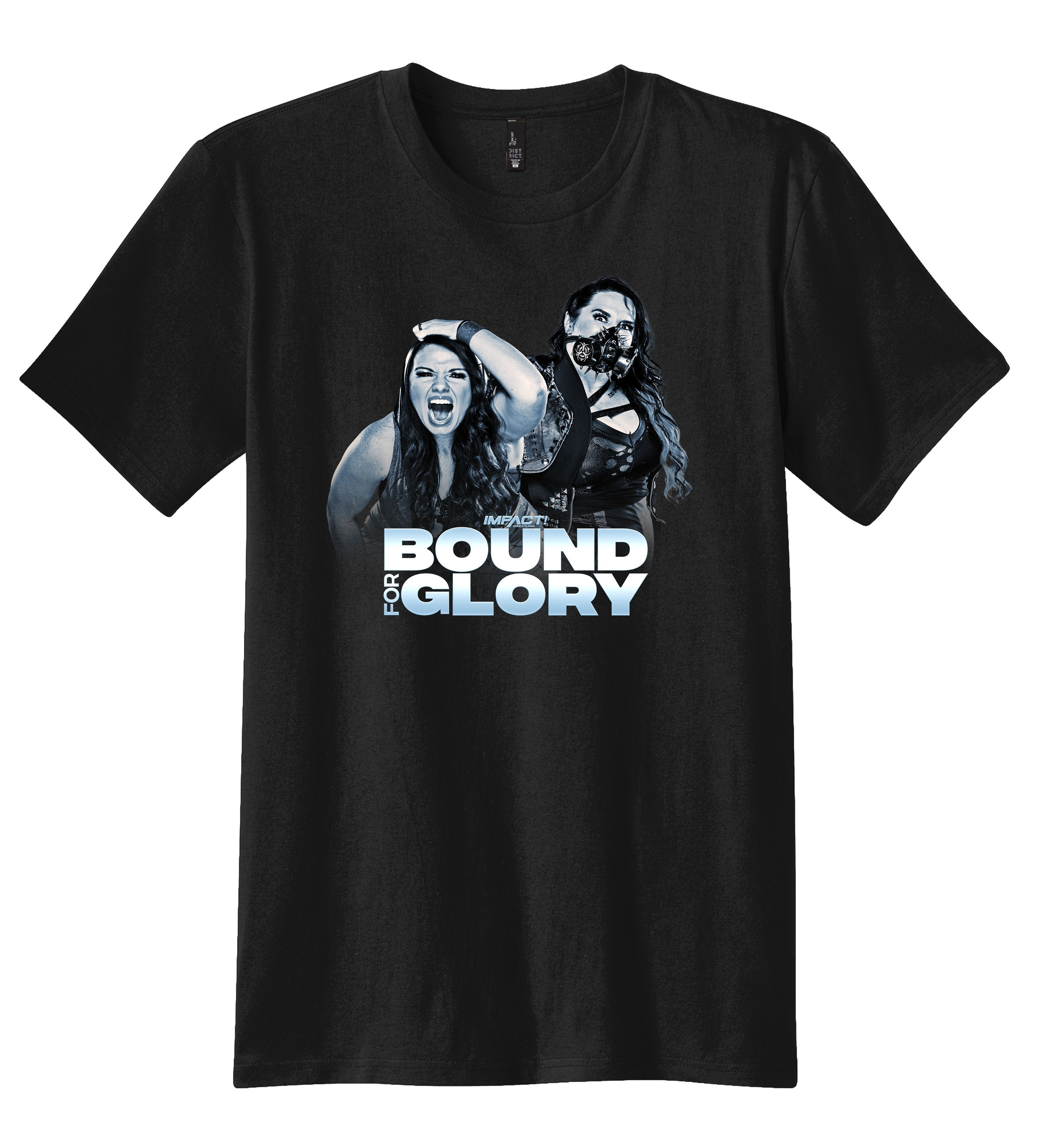 Bound For Glory 2020 Neveah & Havok MEN'S Short Sleeve Tee