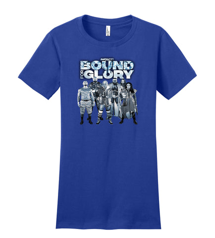 Bound For Glory 2020 Poster Shirt WOMEN'S Short Sleeve Tee