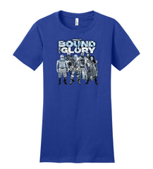 Bound For Glory 2020 Poster Shirt with Date WOMEN'S Short Sleeve Tee
