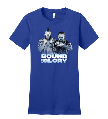 Bound For Glory 2020 Reno Scum WOMEN'S Short Sleeve Tee