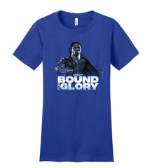 Bound For Glory 2020 Rich Swann WOMEN'S Short Sleeve Tee