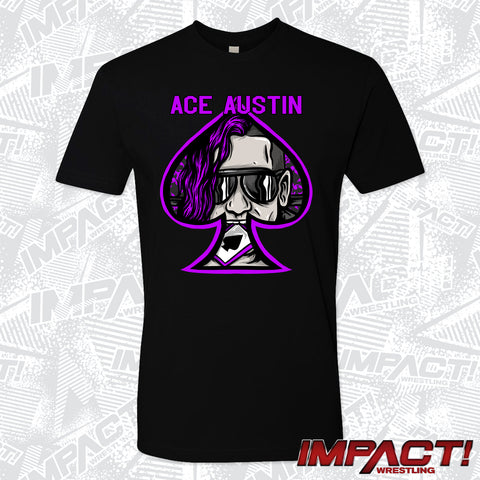 Ace Austin In Spades Short Sleeve Tee