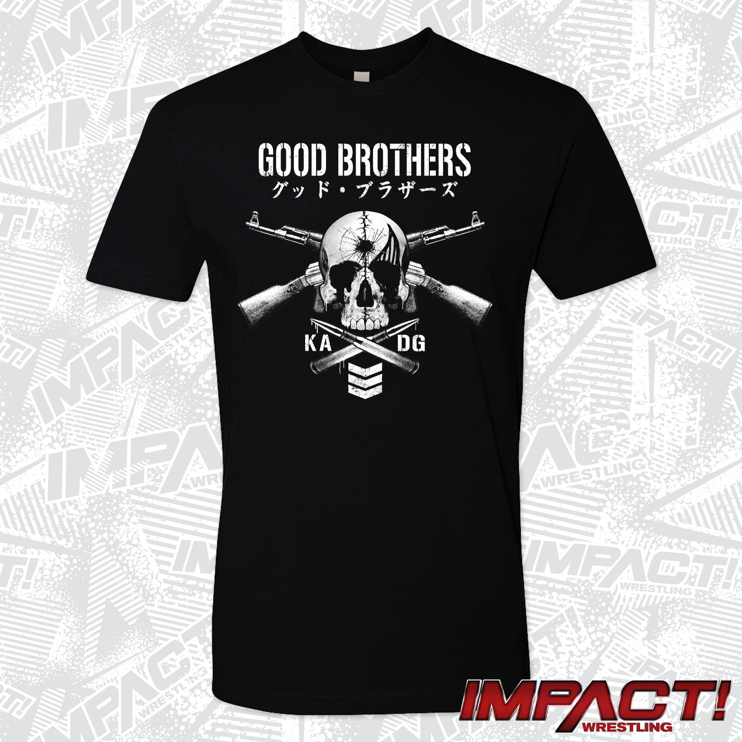 The Good Brothers Short Sleeve Tee