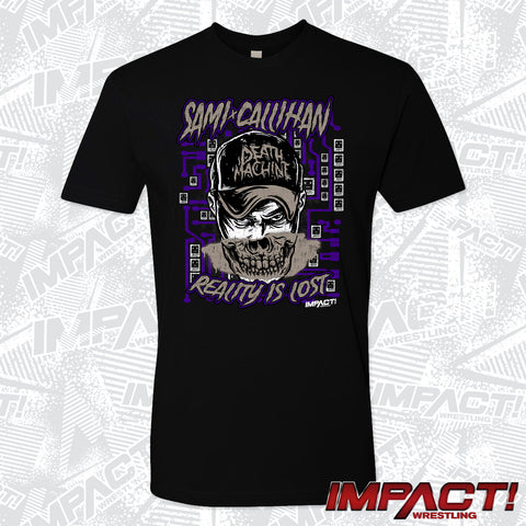 Sami Callihan Death Machine Short Sleeve Tee