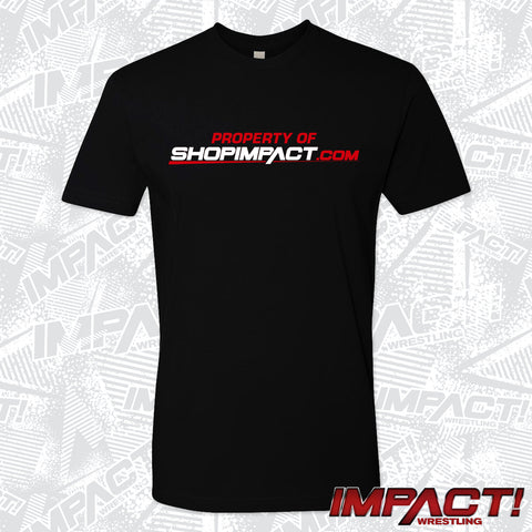 Property of ShopIMPACT.com Tee