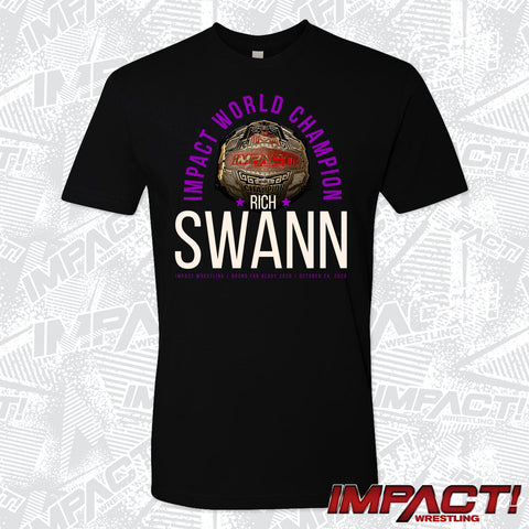 Rich Swann IMPACT Champ Men's Short Sleeve Tee