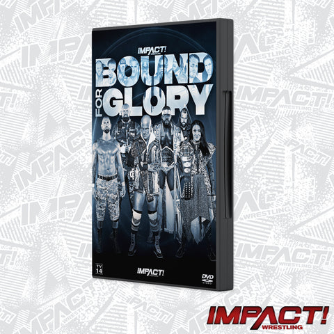 Bound For Glory 2020 PPV DVD