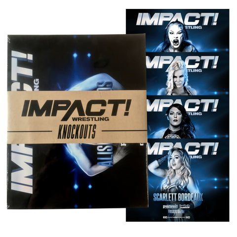 Impact Wrestling Photo Pack: The Knockout Pack