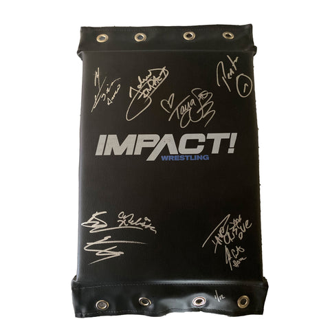 Impact Wrestling Turnbuckle - SIGNED & NUMBERED