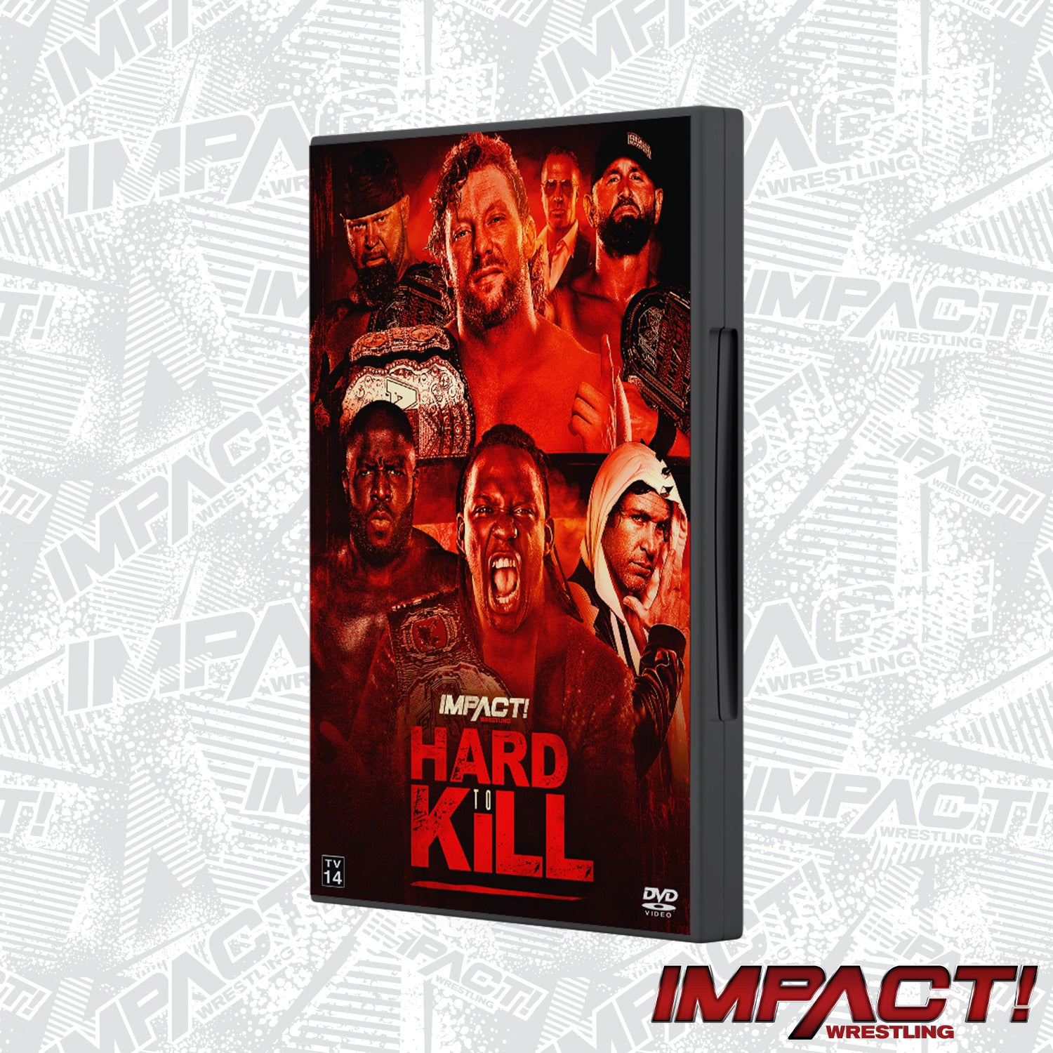 Hard To Kill 2021 PPV DVD (Pre-Order)
