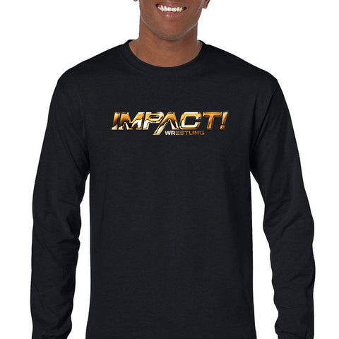 Impact Gold Men's Long Sleeve T-Shirt