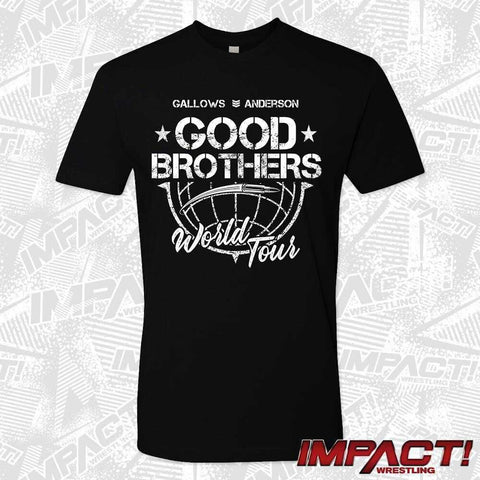 The Good Brothers World Tour T-Shirt