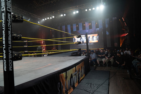 Slammiversary 17 Event Used Ring Skirt