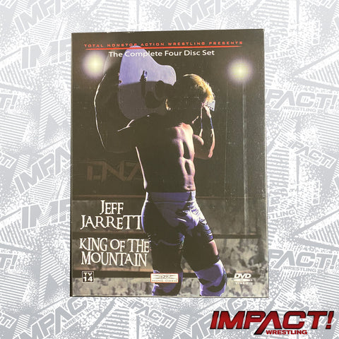 Jeff Jarrett: King of the Mountain DVD