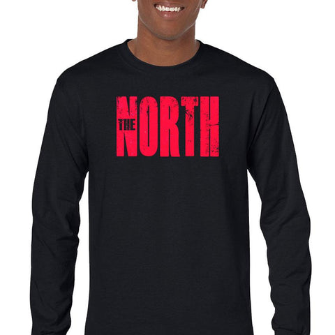 The North Men's Long Sleeve T-Shirt
