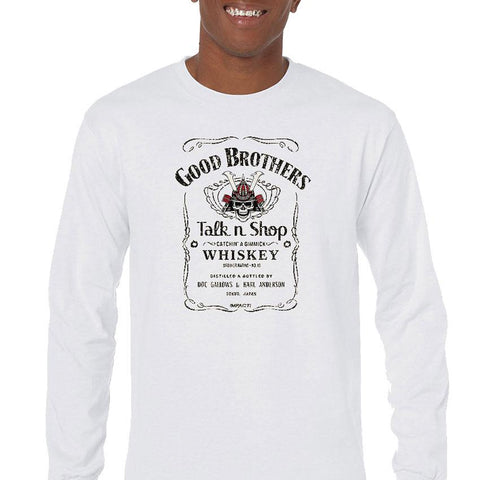 The Good Brothers Talk n Shop' Men's Long Sleeve T-Shirt