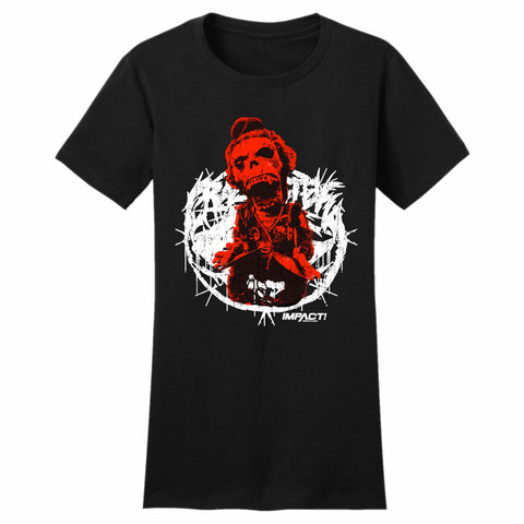 CRAZZY STEVE WOMEN'S Short Sleeve T-Shirt