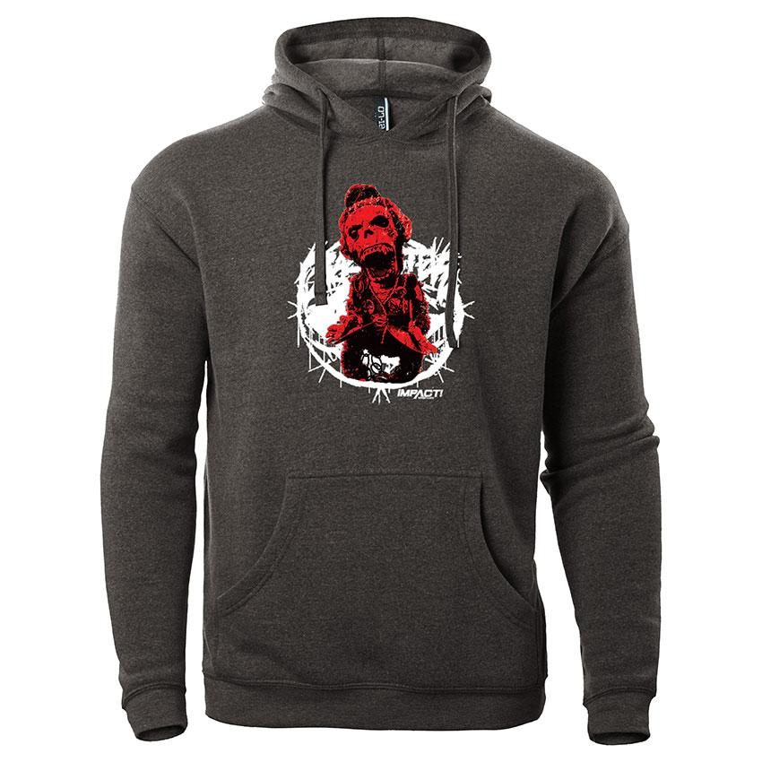 Crazzy Steve Men's Hooded Sweatshirt