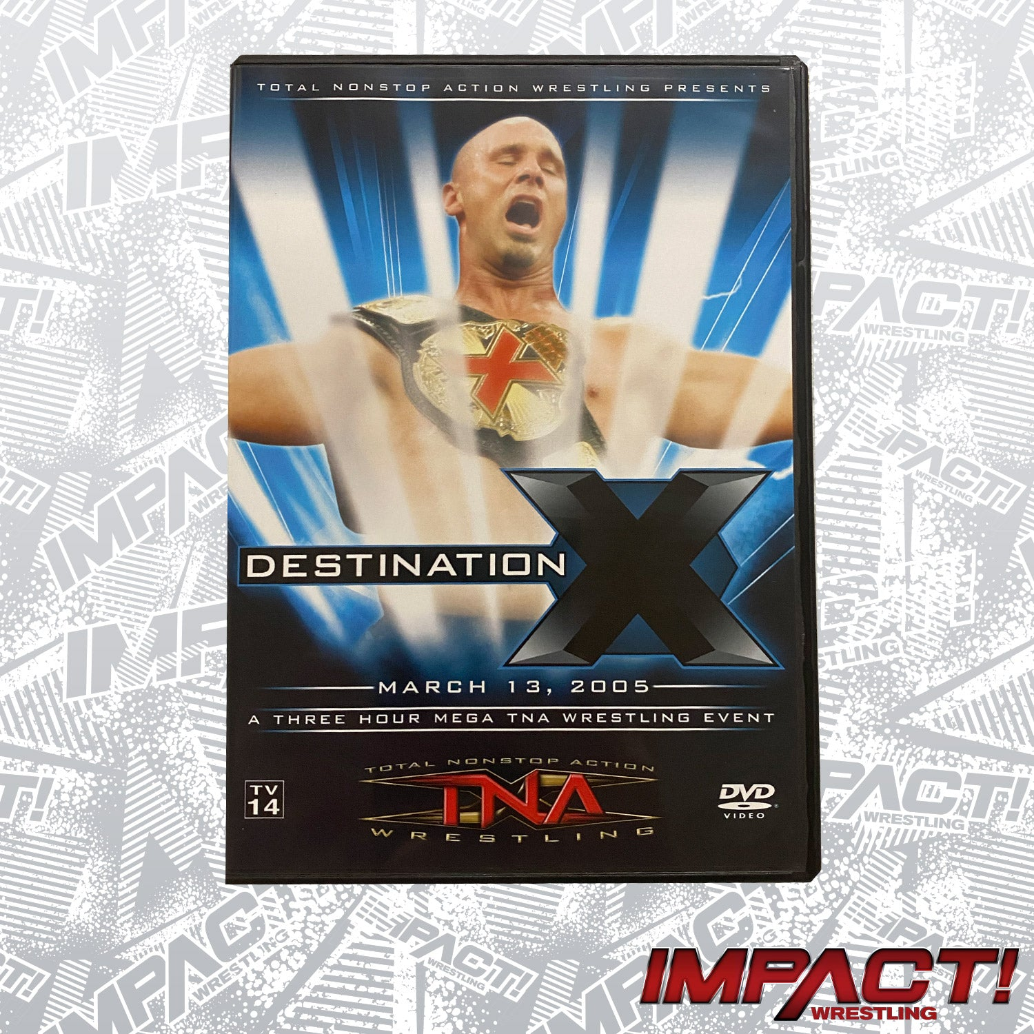 Destination X 2005 DVD