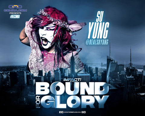 Bound for Glory Su Yung 8 x 10 Photo