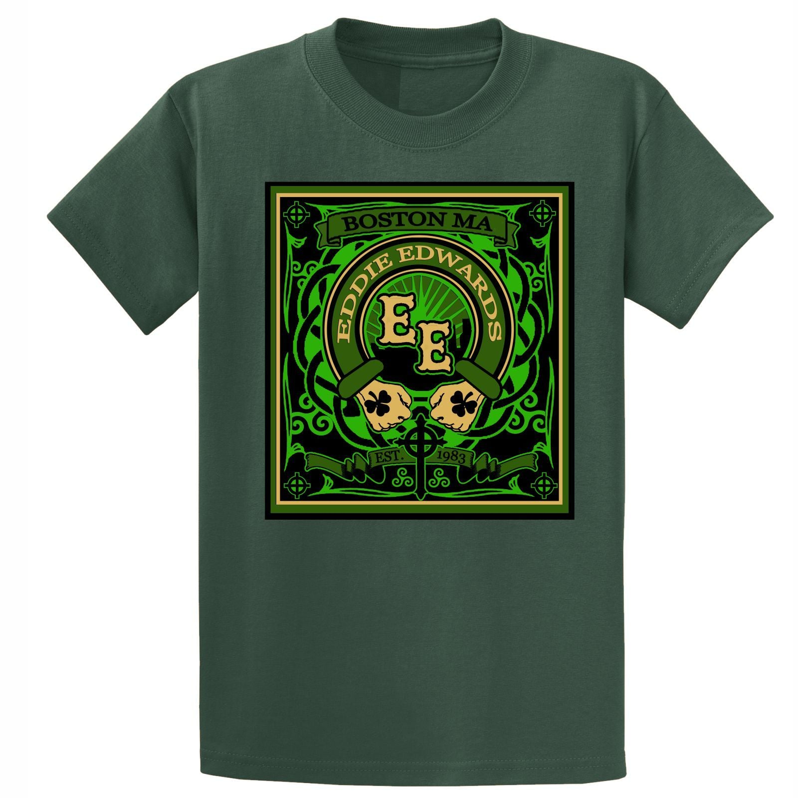 Eddie Edwards SS Tee - Men's