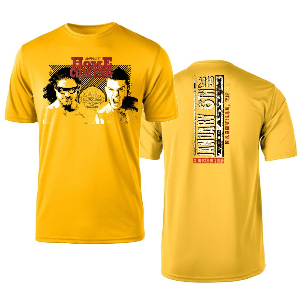 Impact Homecoming 2019 Event Tee